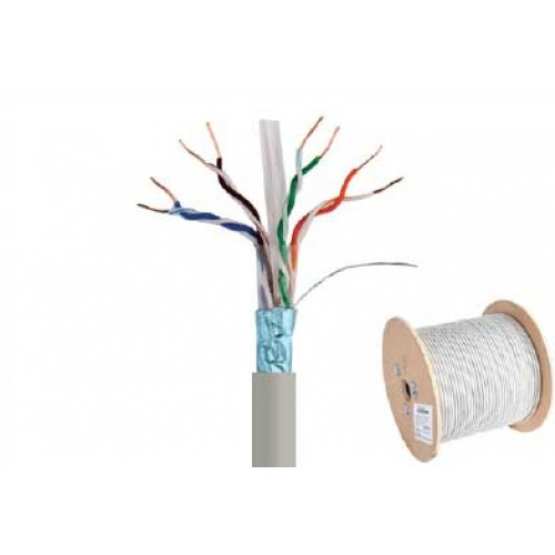 کابل شبکه یونیکام  Network Cable Unicom Cat6 FTP - Cat6 FTP